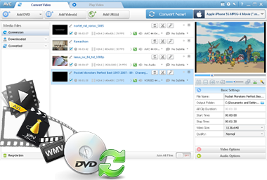 Any Video Converter 7.1.1 Crack + Serial Key Free Download